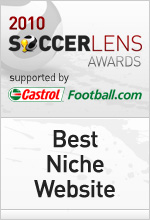 FMScout nominated for the 2010 Soccerlens Awards