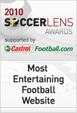 Most Entertaining Football Website